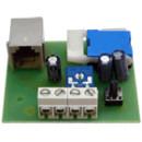 CODEFON - MKT lakáskészülék panel Lakáskészülék panelja, MKT rendszerű kaputelefonokhoz (EVKT-200).