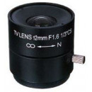 FEIHUA FH-1216F 12mm, 28°, F/1.6, 1/3 col, fix írisz, CS.