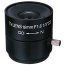 FEIHUA FH-1616F 16mm, 22°, F/1.6, 1/3 col, fix írisz, CS.