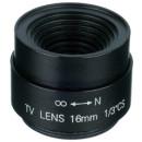 FEIHUA FH-1620F 16mm, 21°, F/2.0, 1/3 col, fix írisz, CS.