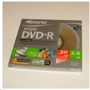 Memorex DVD-R26 4x Double Layer kamera DVD