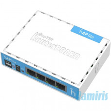 MikroTik RouterBOARD 941-2nd L4 32Mb 4x FE LAN router