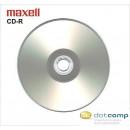 Maxell 80'/700MB 52x CD lemez papír tok