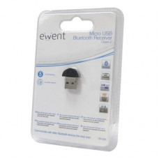Ewent Bluetooth adapter - EW1085 - fekete