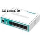 Mikrotik RouterOS RB750R2 Soho L4 64Mb 5xLan