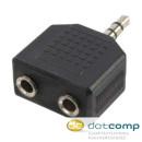 LogiLink sztereo adapter /CA1002/