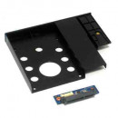 Keret HDD beépítéséhez XS35 POE-PHD2