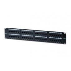 Digitus 19'' CAT5e 48-portos UTP patch panel DN-91548U