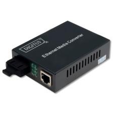 Digitus Fast Ethernet média konverter, SC / RJ45 DN-82020-1