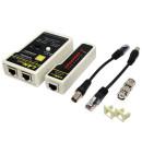 LogiLink hálózati kábel tesztelő WZ0015