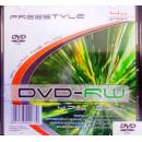 FreeStyle DVD-RW47 slim 4x újraírható DVD