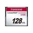 Transcend Industrial memóriakártya CF 128MB (UDMA5) TS128MCF220I
