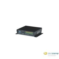 SC&T 1 csatornás jeltovábbító fekete /TTA111AVR-2/