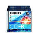 PHILIPS CD-R80 slim 52X