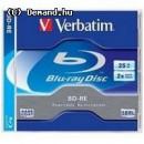 Verbatim BD-RE 25GB 2x újraírható Blu-Ray lemez