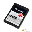 SSD Intenso 240GB SATA3 High 2.5'', 520/500MBs, Shock resistant, Low power 3813440