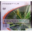 Omega FreeStyle DVD-RW 4.7GB 4x újraírható lemez slim tokos