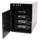 "RaidSonicICYBOX IB-3640SU3 USB3 HDD Ház SATA4x3,5"""