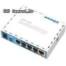 MikroTik hAP ac lite RouterOS L4 64MB RAM, 5xLAN, 2.4/5GHz 802.11a/n/ac, 1xUSB MT RB952Ui-5ac2nD_hu