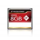 SILICON POWER 8GB Compact Flash 400x