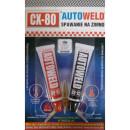 CX-80 Autoweld hideghegesztő epoxygyanta, 2 x 27 g, CX-80