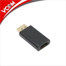 VCOM KÁBEL ÁTALAKÍTÓ ADAPTER DISPLAYPORT APA - HDMI ANYA CA331