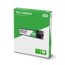 SSD 240GB M.2 WD Green SATA3 R/W:540/465 MB/s 3D NAND WDS240G2G0B