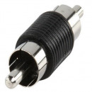 Valueline Adapter plug phono plug to phono plug