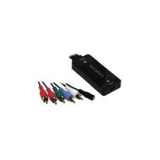 LogiLink HDMI -YPbPr átalakító audioval CV0059
