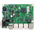 MikroTik RB450Gx4 5x Gbe LAN L5 RouterBoard RB450GX4