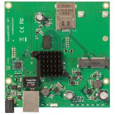 MIKROTIK RouterBOARD RBM11G, Dual Core 880MHz CPU, 256MB RAM, 1x Gbit LAN, 1x miniPCI-e, ROS L4 RBM11G
