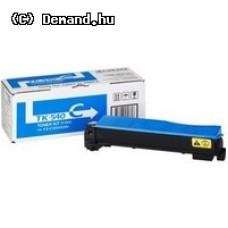 Toner Kyocera TK-540-C | 4000 pages | Cyan | FS-C5100DN 1T02HLCEU0