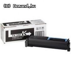 Toner Kyocera TK-540-K | 5000 pages | Black |  FS-C5100DN 1T02HL0EU0