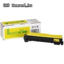 Toner Kyocera TK-540-Y | 4000 pages | Yellow | FS-C5100DN 1T02HLAEU0