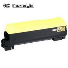 Toner Kyocera TK-550-Y | 6000 pages | Yellow | FS-C5200DN 1T02HMAEU0