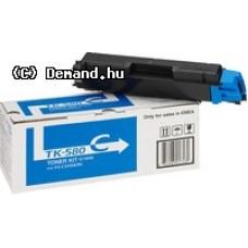 Toner Kyocera TK-580C | 2800 pages | Cyan | FS-C5150 P6021 1T02KTCNL0