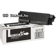 Toner Kyocera TK-580K | 3500 pages | Black | ECOSYS P6021cdn FS-C5150 1T02KT0NL0