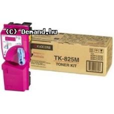 Toner Kyocera TK-825-M | 7000 pages | Magenta | KM-C2520, KM-C3225, KM-C3232 1T02FZBEU0